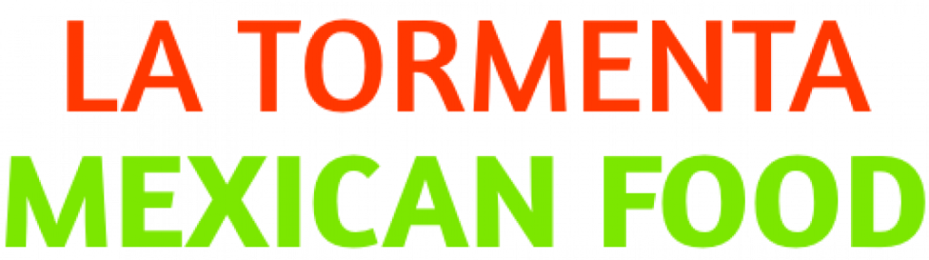 latormentamexicanfood.com logo